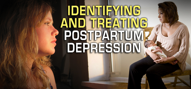 Treat Postpartum Depression Naturally