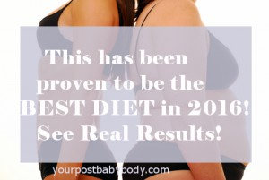 The Best Diet in 2016
