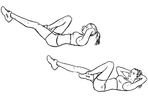 exercises to avoid after c section