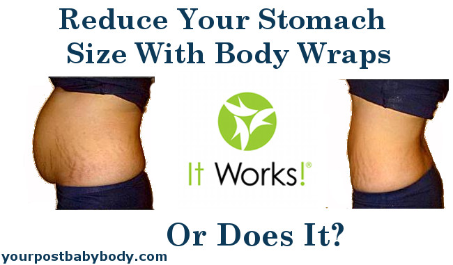 IT Works Body Wrap Results