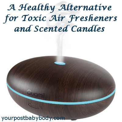 Healthy Alternatives for Air Fresheners