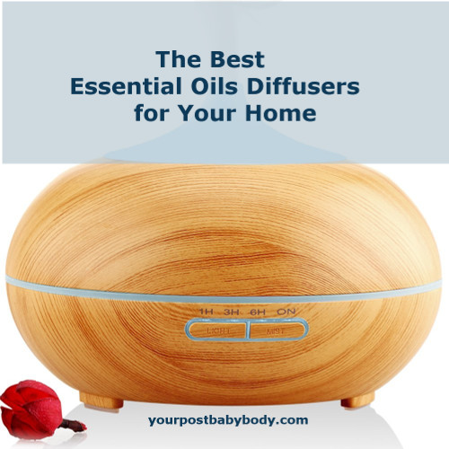The Best Essential Oils DIffusers