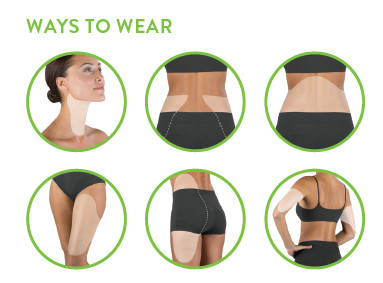 where can body wraps be used