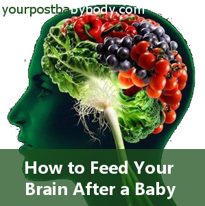 brain foods for mommy brain