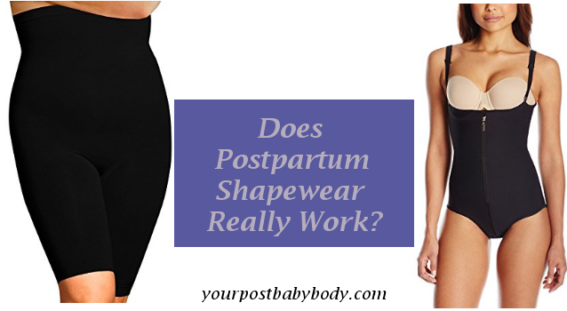 does postpartum shapewear work